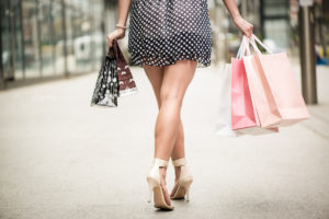 shopping-woman