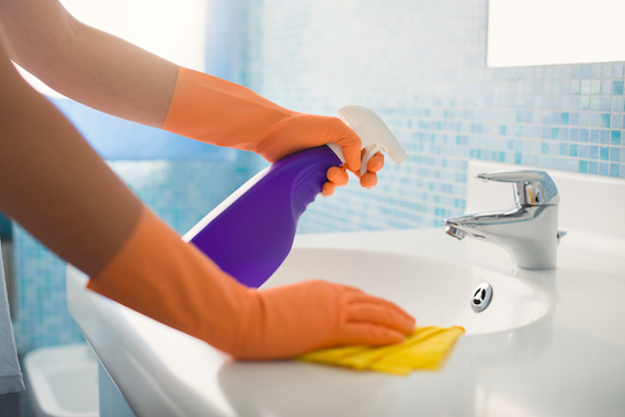 clean-sink