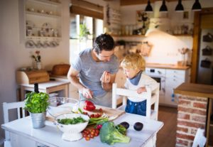 father-and-son-cooking
